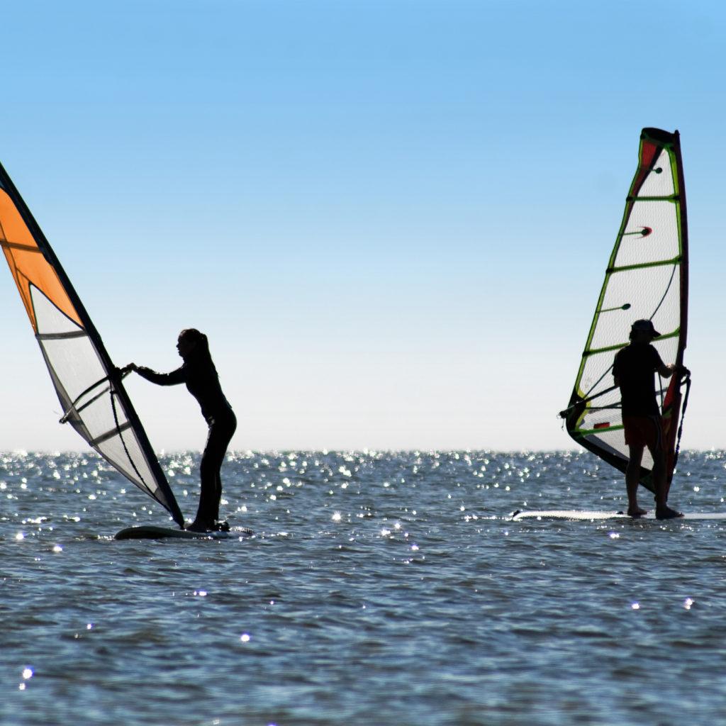 Windsurfen El Medano