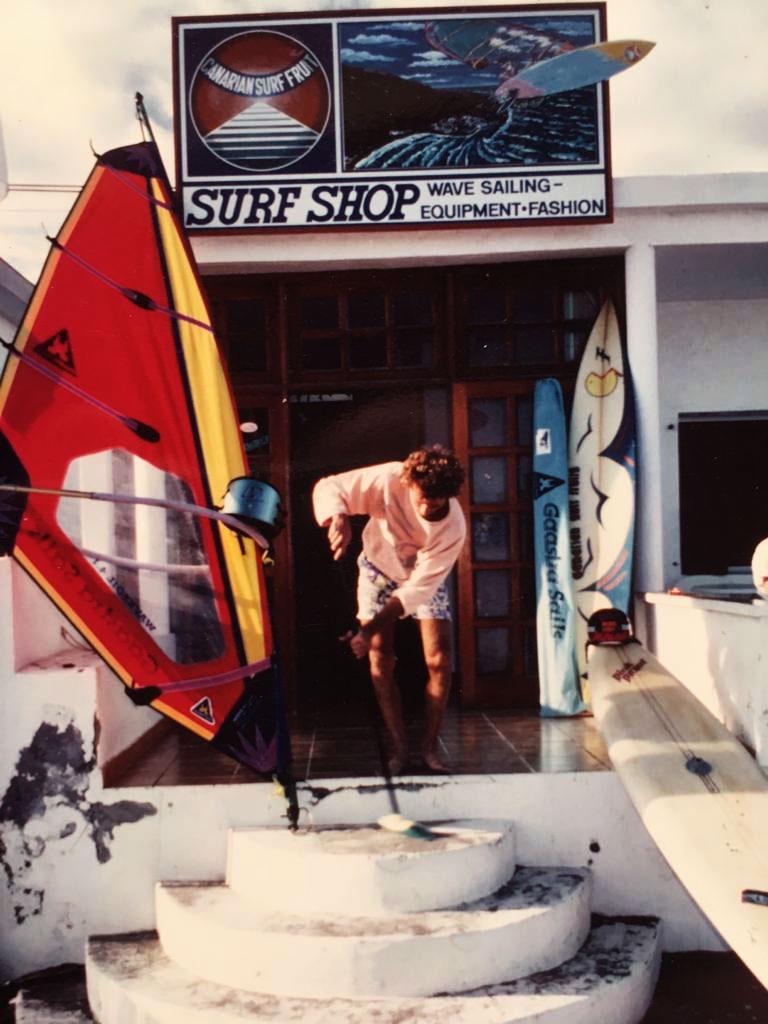 Verleih Surfzubehör
