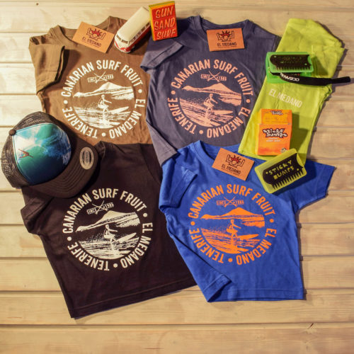 Camiseta Niños CFS Surfista