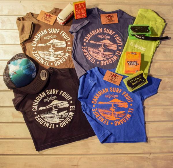 T-Shirt Kinder CFS Surfer