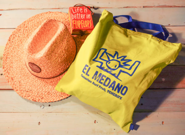 Strandtasche Beachbag El Medano