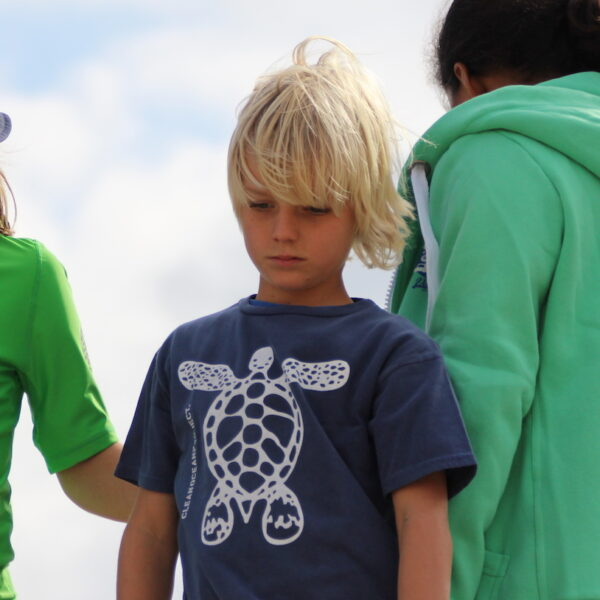 T-Shirt Kids Turtle