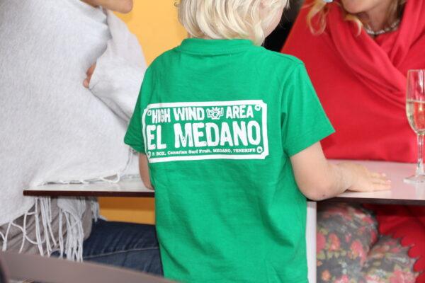 T-Shirt High Wind Area Kids