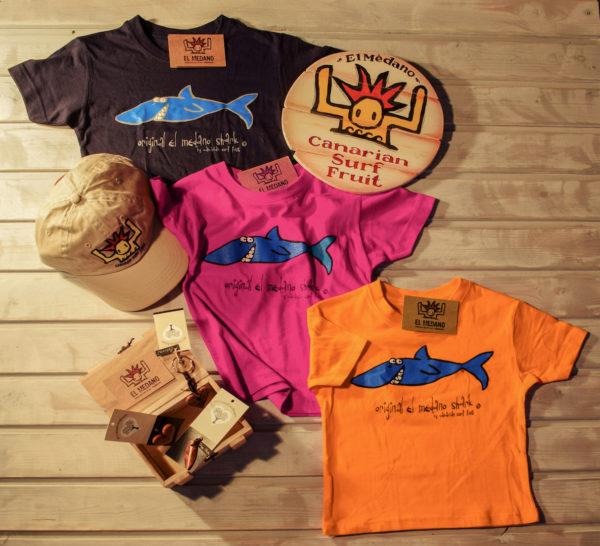 T-Shirt Kids CFS Shark