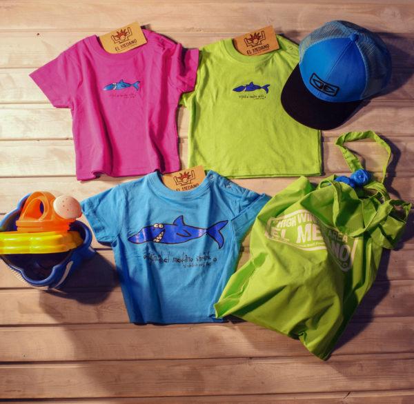 T-Shirt Kinder CFS Hai El Medano