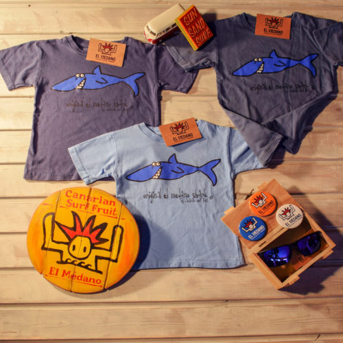 T-Shirt Kinder CFS Shark