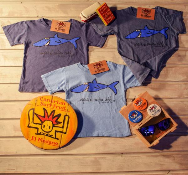 T-Shirt Kinder CFS Shark