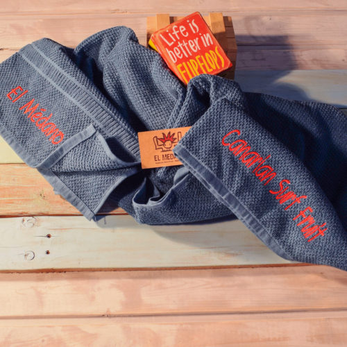 Towel Canarian Surf Fruit