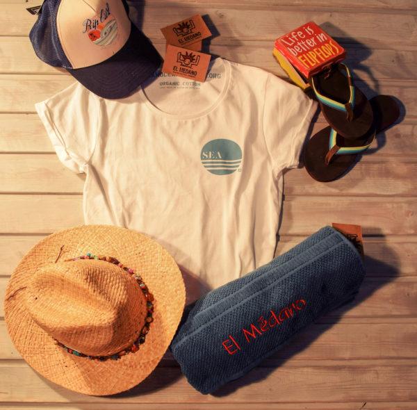 T-Shirt Sea El Medano