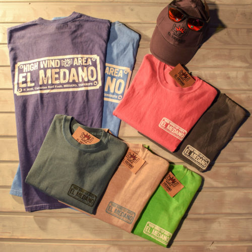 T-Shirt High Wind Area El Medano