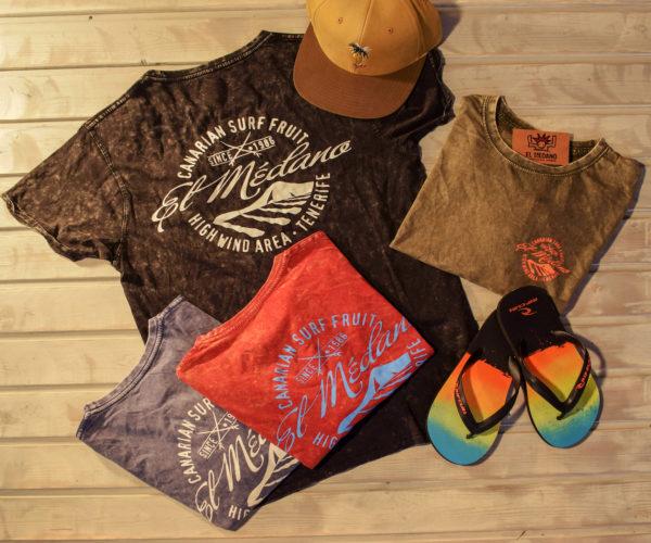 T-Shirt Canarian Surf Fruit El Medano