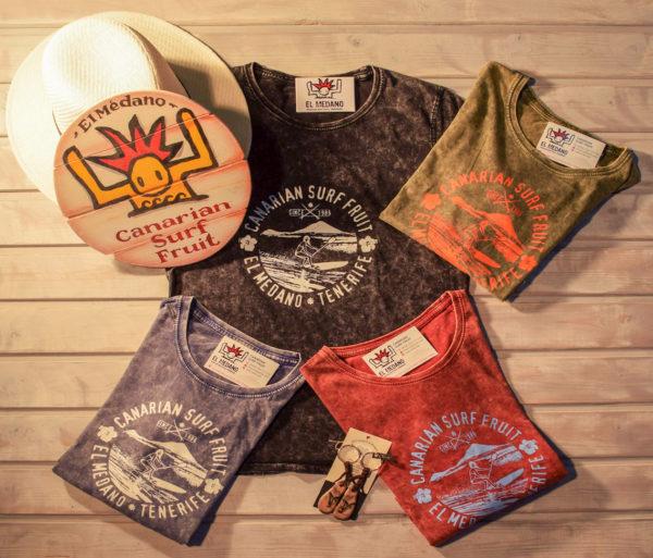 T-Shirt SUP El Medano