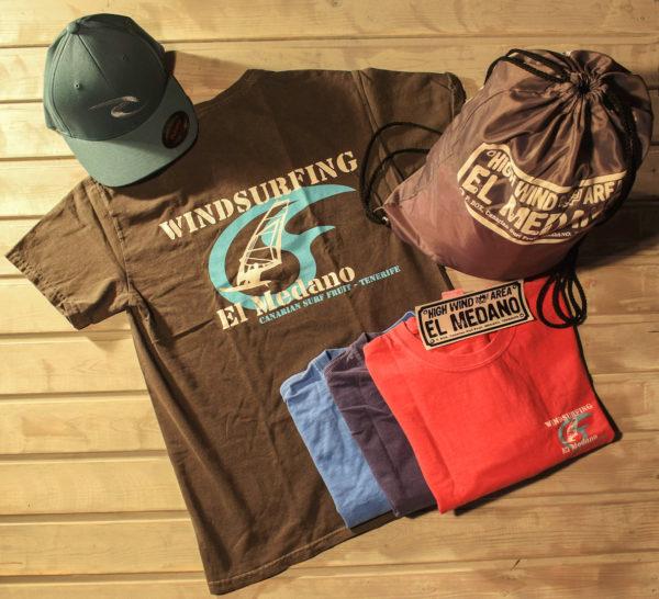 T-Shirt Windsurfing el Medano