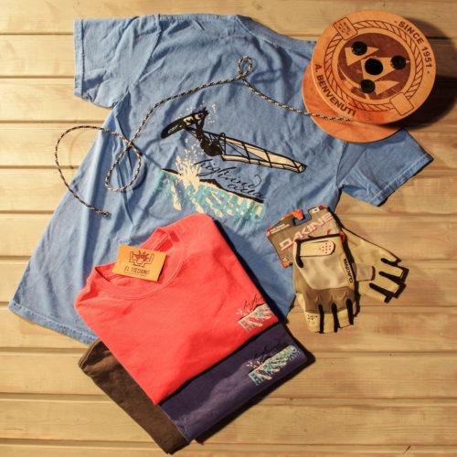 T-Shirt Windsurf el Medano
